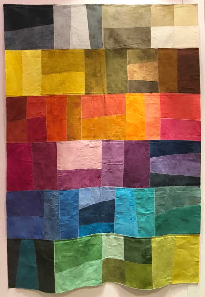 Marcia Derse solid fabrics