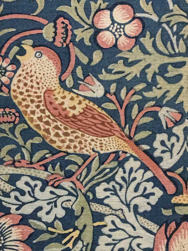 William Morris design from the Cleveland Museum of Art