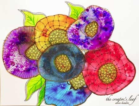 Alice Hendon, CZT of The Creator's Leaf