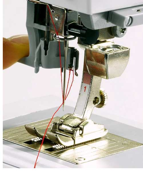 Visit the we all sew blog from BERNINA to learn all about machine sewing needles