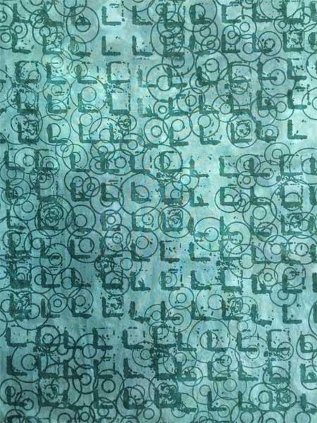 Full length of PG Fiber2Art fabric -- click for larger view