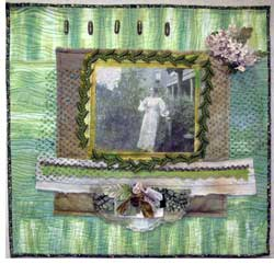 Click for large, detailed view of Judy Gula's finished art quilt