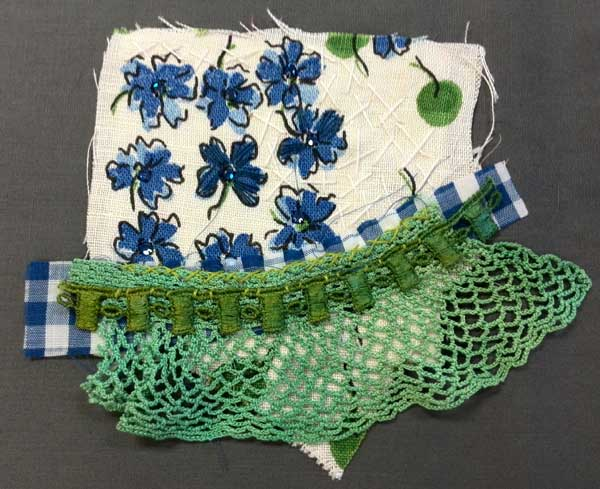 Stitch Meditation by Judy Gula of Artistic Artifacts