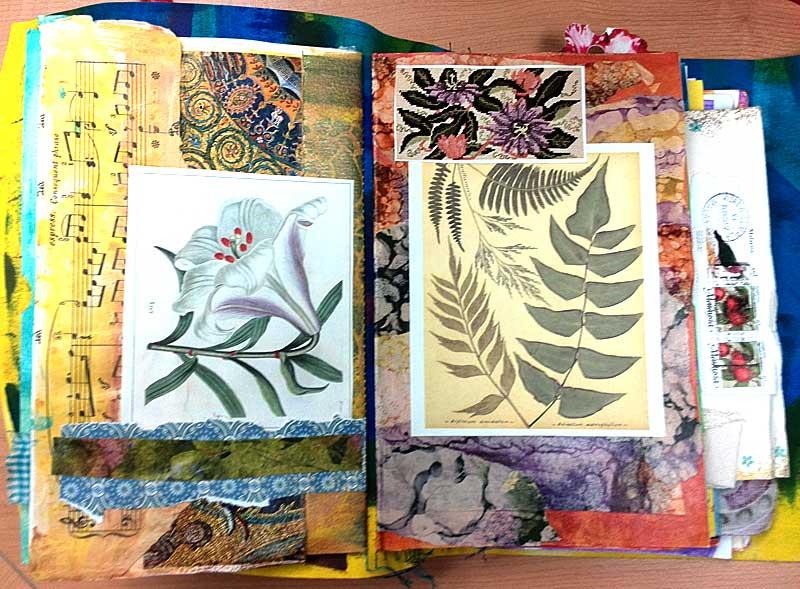Mixed Media Art Journal Blogs
