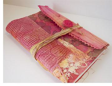 Liz Kettle Fabric Journal
