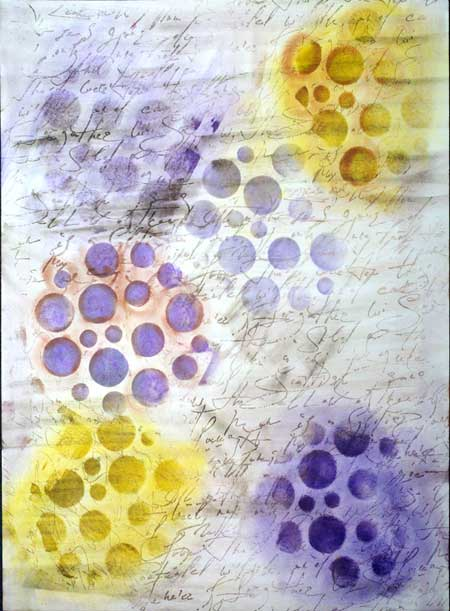 Watermark resist ink pad, Pan Pastels, stamps and masks