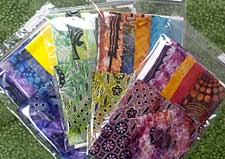 Artistic Artifacts Row by Row Experience fabric kits