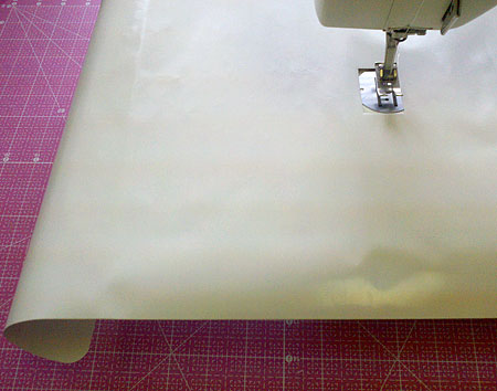 The Sew Slip II aids free motion machine quilting