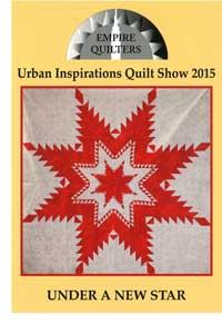 Empire Quilt Guild 2015 Show logo