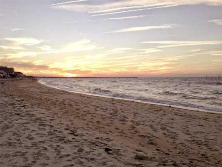 Virginia Beach, Virginia, site of Art & Soul