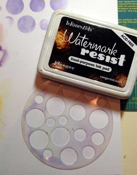 Inkessentials Watermark Resist Ink with TCW Mask