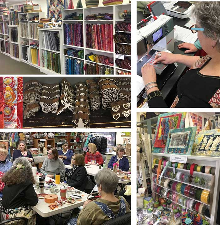 Products and activities at Artistic Artifacts in Alexandria, VA