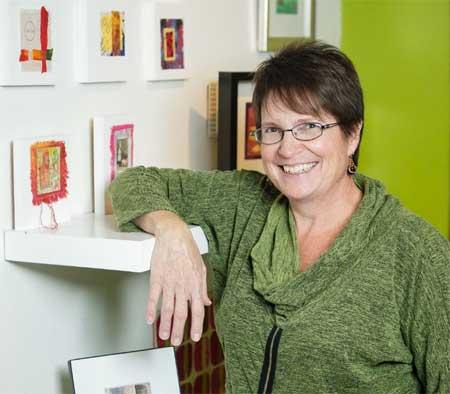 Liz Kettle of Textile Evolution