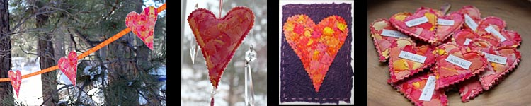 Heart Projects by Liz Kettle