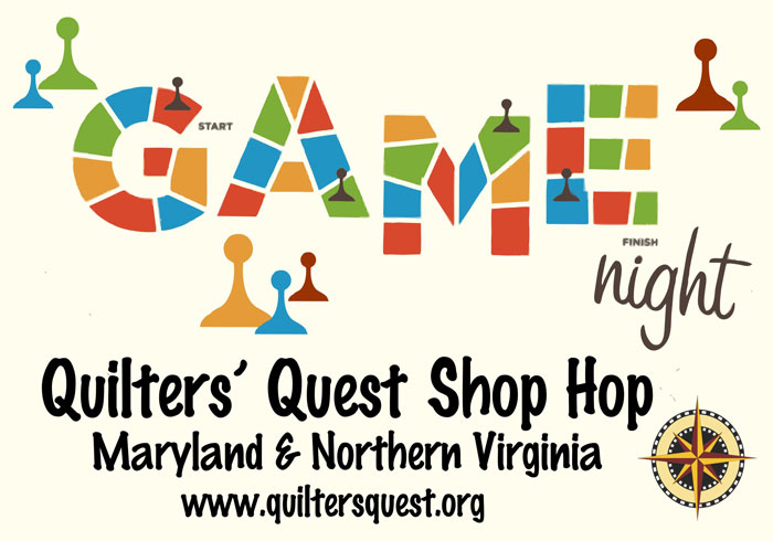 Quilters' Quest 2020: Game Night