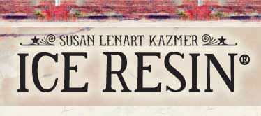 ICE Resin by Susan Lenart Kazmer
