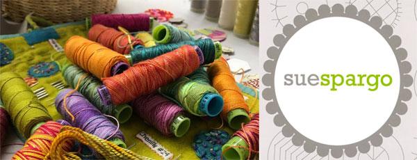 Threads by Sue Spargo