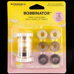 Master Set WonderFil Pre-wound Bobbins Class 15 DecoBob Specialty Threads