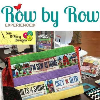 Row by Row Experience patterns and kits