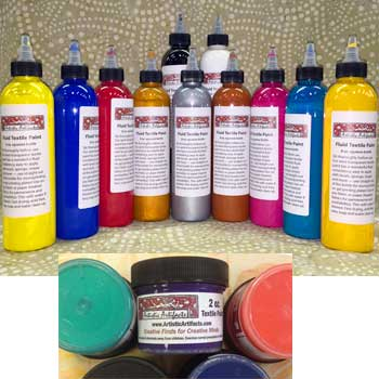 Artistic Artifacts brand paint