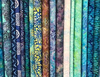 Batik Fabrics at Artistic Artifacts