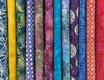 Batik Tambal Exclusive Batik Fabrics