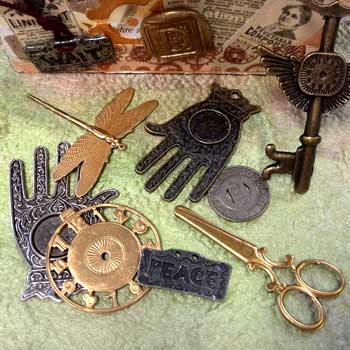 Charms & Metal Stampings