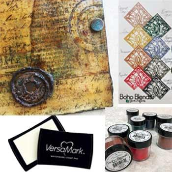 Embossing Powders & Supplies