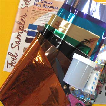 Foils and Foil Adhesives