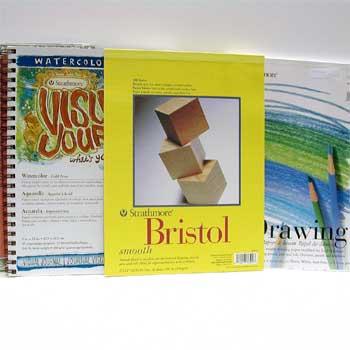 Journals, Paper and Sketchbooks