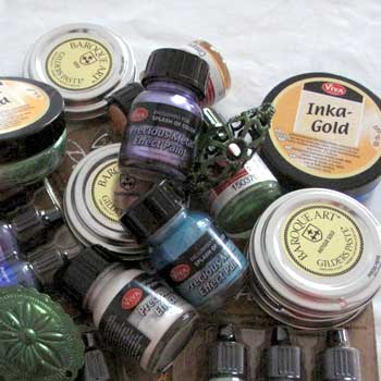 Metal Paints, Metallic Finishes