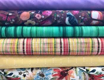 Modern Cotton fabrics at Artistic Artifacts