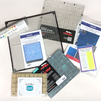 Rulers and Gridded Products
