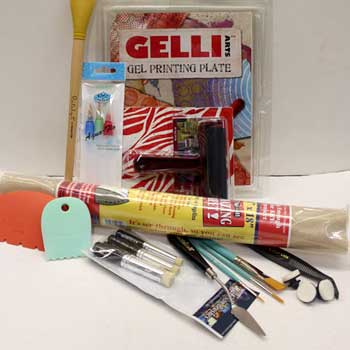 Tools, includes our Mats and Work Surfaces