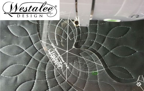 Westalee Design Templates for machine quilting